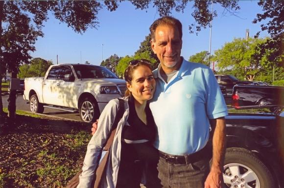 René González e Irmita. Foto: Cortesía de la familia