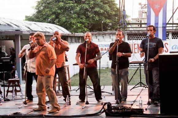 Vocal Sampling: la voz, todo instrumento. Foto: Silvio Alejandro