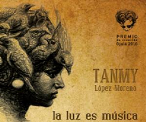 Presentación del CD la luz es música de la cantante Tamy López Moreno Premio Creación Ojalá 2010