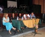 """En la Casa de la Música de Miramar, fue presentado  """"Mis 22 años"""", producción discográfica de José Luis Cortés y NG. La Banda, bajo el sello EGREM. Foto: Marianela Dufflar"""