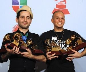 Calle 13 en los Premios Grammy