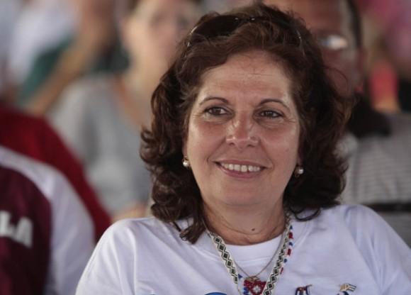 Olga Salanueva Foto Ismael Francisco