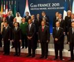 Cumbre del G-20, Cannes 2011