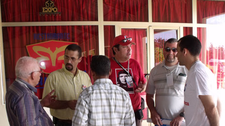 En Holguín, los agentes de la seguridad cubana cuyas historias fueron develadas en la serie Las Razones de Cuba.