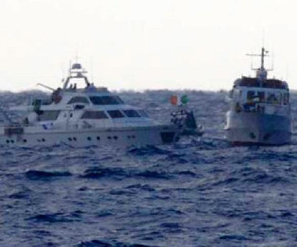 ejercito-israeli-intercepta-dos-navios-que-intenta-romper-el-bloqueo-de-gaza