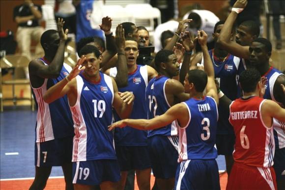 Cuba ya tiene lista la nómina de doce jugadores del equipo masculino que competirá en la Copa del Mundo de Voleibol fijada entre los días 20 de noviembre y 4 de diciembre en Japón