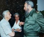 Fanny Edelman, veterana luchadora comunista argentina, pionera de las luchas femeninas en el siglo XX y amiga de Cuba, murió el 1 de noviembre en Buenos Aires, a los 100 años de edad.