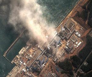 Planta Nuclear de Fukushima Daiichi, en Tokio, Japón