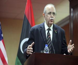 El primer ministro libio, Abderrahim al Kib. Foto: EFE