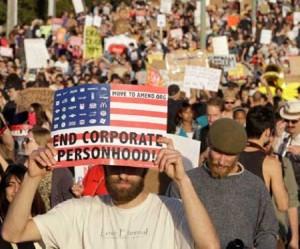 Alarma policial en EEUU y Gran Bretaña ante el renovado empuje de los indignados