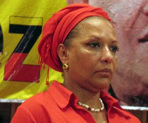 Anulan sanción contra Piedad Córdoba en Colombia