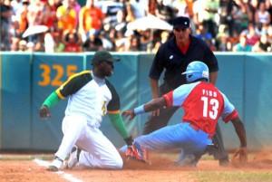 Pinar  y Ciego juegan tres partidos pendientes, Foto: Archivo de Cubadebate / Marcelino Vázquez Hernández/AIN