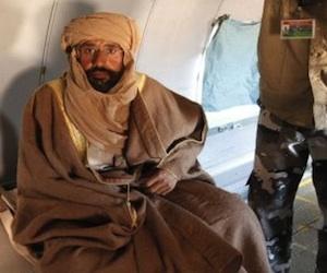 Libia no entregará Saif Gadafi a la CPI: En Trípoli se lincha mejor