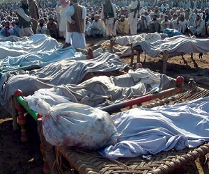 Soldado estadounidense causa nueva masacre en Afganistán