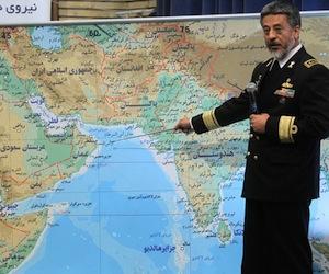 IRAN-NAVY/WARGAMES