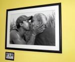 Inaugurada exposición fotográfica Van Van XL  II de Iván Soca. Fotos: Marianela Dufflar