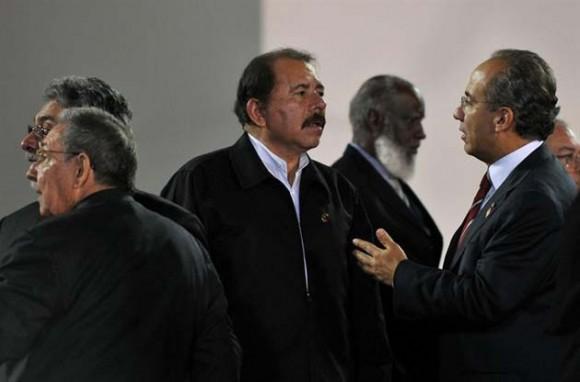 Daniel Ortega y Calderón
