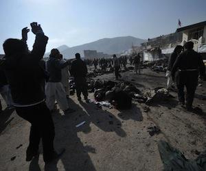 La ciudad de Kabul en la actualidad es un filme de horror