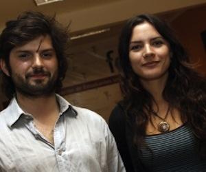 Camila y Boric