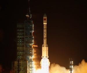 China-Brazil Satellite Did not Enter Orbit