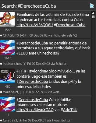 #DerechosdeCuba