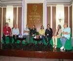Conferencia por el aniversario 25 de la Escuela Internacional de Cine y Televisión San Antonio de los Baños: Foto: David Vázquez Abella/Cubadebate