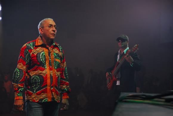 Juan Formell y Los Van Van. Foto: Iván Soca/Cubadebate