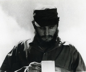Estrenan en cine habanero documental que rescata entrevista con Fidel