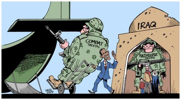 Retirada de Iraq