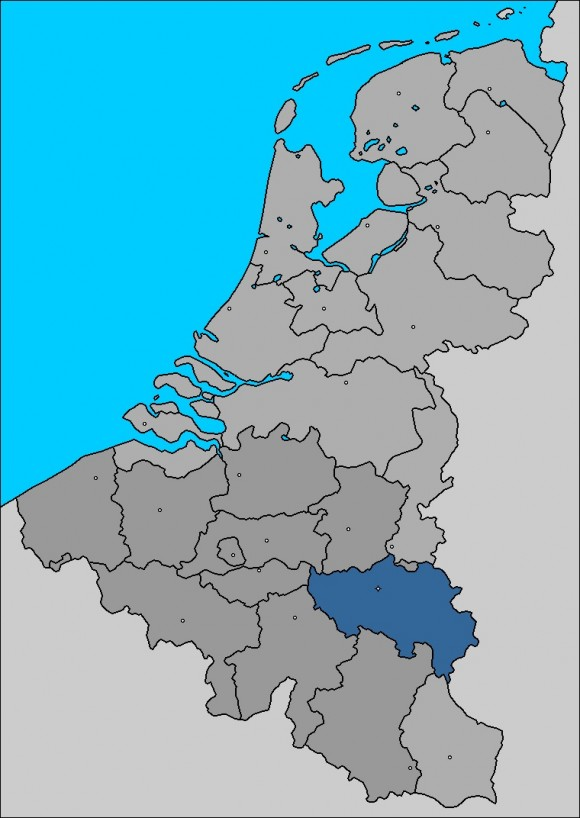 Provincia de Lieja, Bélgica