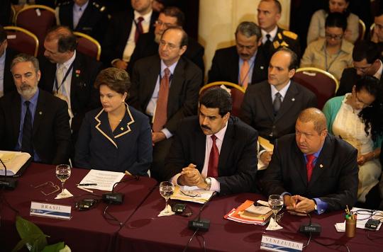 Mercosur crea comisión de alto nivel para agilizar ingresos de Venezuela y Ecuador. Foto: Prensa Presidencial, Venezuela