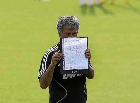 Mourinho. Foto: Marca