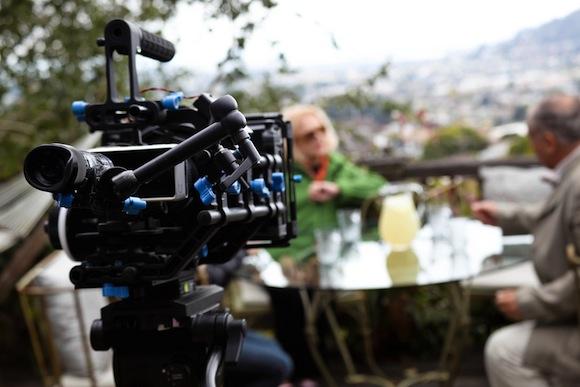 olive primera pelicula filmada con un celular