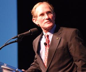 Peter Agre, Premio Nobel de Química 2003