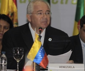 Ministro Rafael Ramírez