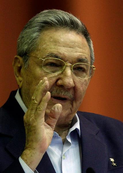 Raúl Castro en la Asamblea Nacional. Foto: Ismael Francisco