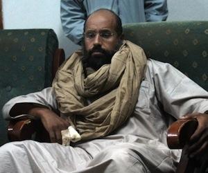 ¿Qué le espera al hijo de Gadafi en Libia?