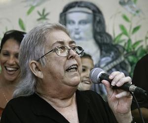 Murió la cantautora cubana Sara González (+ Fotos y Video)