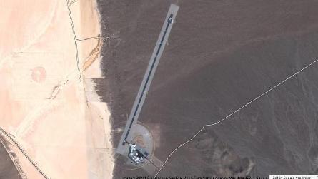 Yucca Lake. Foto:flightglobal.com