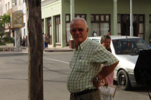 Julio García Luis. Foto: Luis Antonio Gómez