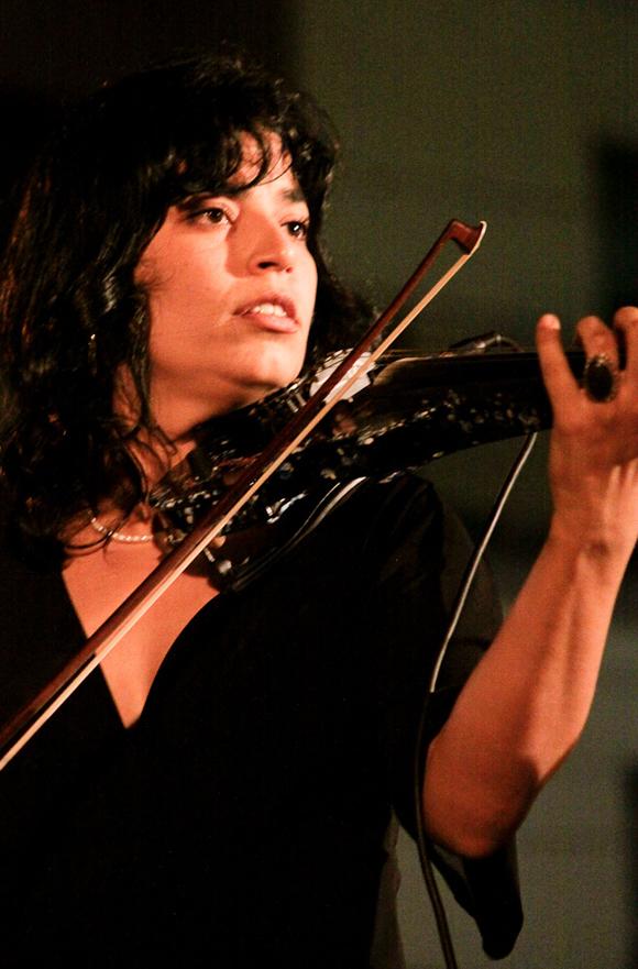 Tanmy López, invitada. Foto: Alejandro Ramírez/Cubadebate