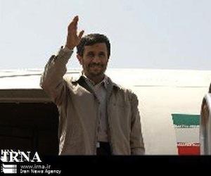 Ahmadinejad en Ecuador, durante su pasada gira por América Latina