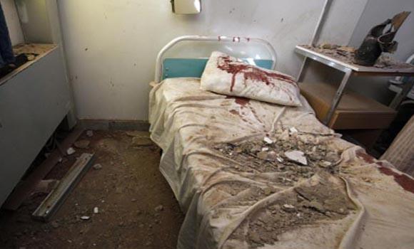 Las huellas de las víctimas en los hospitales
