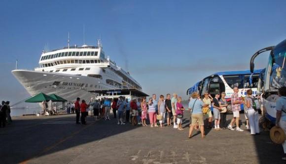 Aumentarán atraques de cruceros en Santiago de Cuba