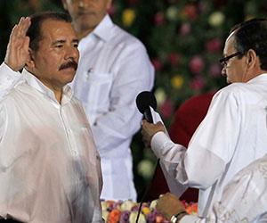Juramentación del Presidente de Nicaragua/Reuters