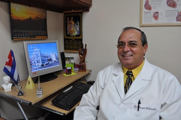 Satisfecho, Paredes sigue trabajando por lograr  mil 200 operaciones al año.