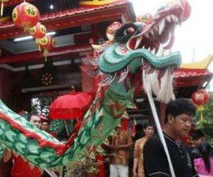 Año del Dragón, a partir de este 23 de enero