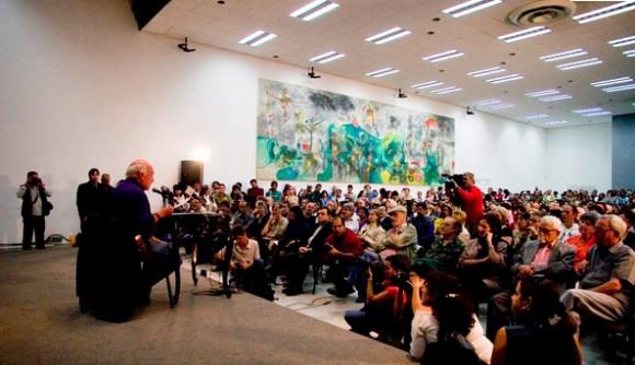 Galeano. Foto: Abel Carmenate/ La Ventana