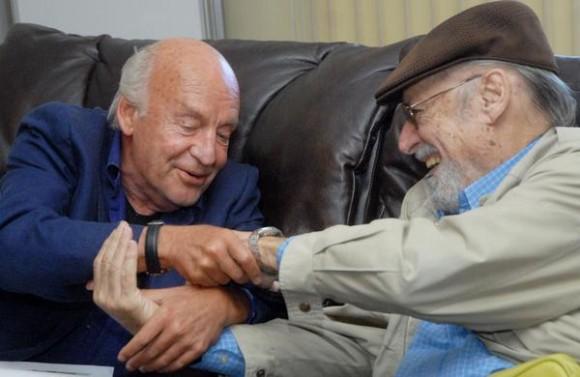 """Galeano en Cuba: """"Somos indignos o indignados"""""""