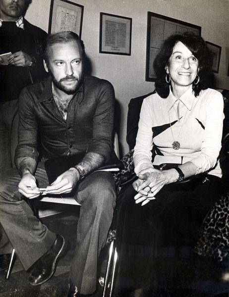 Eduardo Galeano en Casa de las Américas, 1975. Foto: Archivo Casa de las Américas